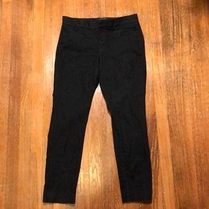 Banana Republic Dark Wash Sloan Crop Pants